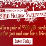 Contest: BBC America Is Giving Away Over $1000 in Prizes