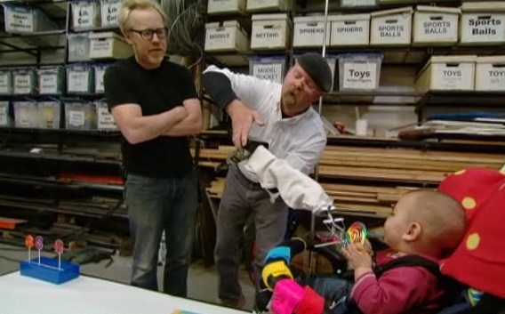 TV Review: Mythbusters 8 23 –