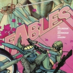 Comic Review: Fables: The Deluxe Edition, Book Two
