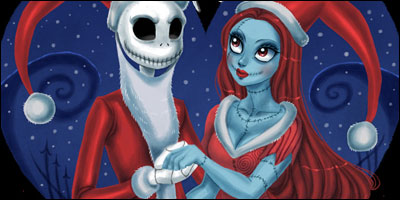 Fan Art Friday The Nightmare Before Christmas Fandomania