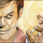 Fan Art Friday: Dexter