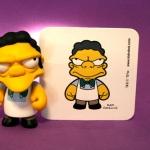 Collectible Review: KidRobot Simpsons Series 2 Mini Figures