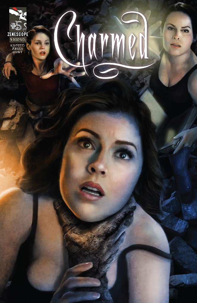 charmed series review The 'charmed' reboot aims for the 'power of three' but feels like a less campy retread of the original  the volume of revived and rebooted tv series has reached absurd proportions.