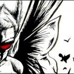 Fan Art Friday: The Mothman