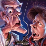 Fan Art Friday: Back to the Future