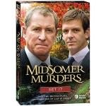 DVD Review: Midsomer Murders Set 17 DVD