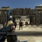 New Screenshots from Warriors: Legends of Troy
