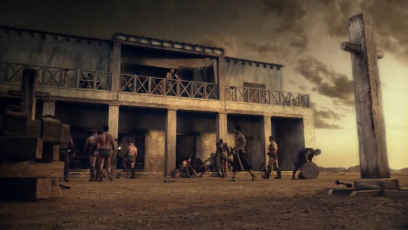 """TV Review: Spartacus: Gods of the Arena 1.04 – """"Beneath ..."""