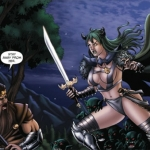 Comic Review: Grimm Fairy Tales #55: The Goblin Queen