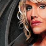 Fan Art Friday: Battlestar Galactica: Number Six