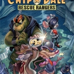 Comic Review: Chip 'n' Dale Rescue Rangers #5
