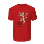 Contest: Win a Game of Thrones Lannister T-Shirt!