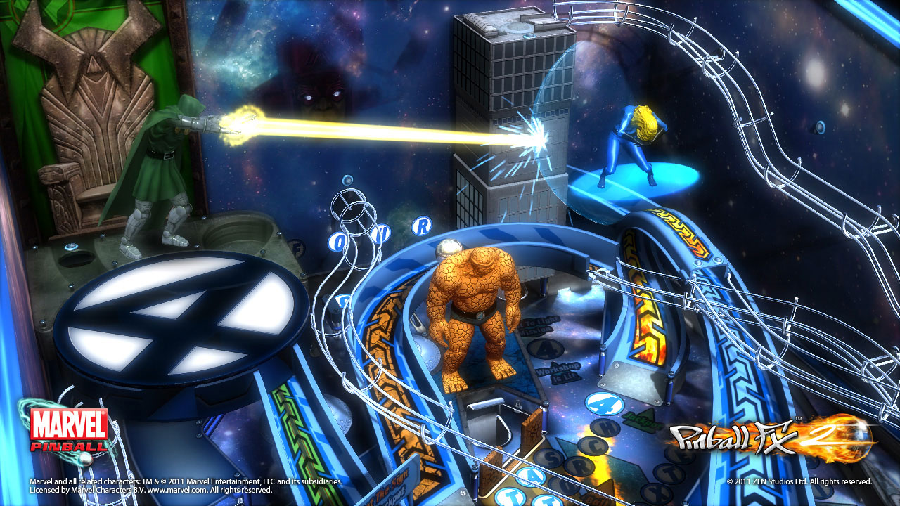 all fantastic four games online