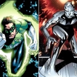 Fandom Deathmatch: Green Lantern vs. Silver Surfer