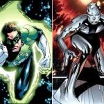 Fandom Deathmatch: Green Lantern vs. Silver Surfer