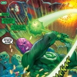 Comic Review: Flashpoint: Abin Sur – The Green Lantern #1
