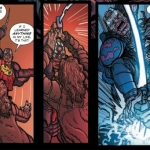 Comic Review: The Amory Wars: In Keeping Secrets of Silent Earth: 3 #11