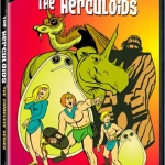 DVD Review: The Herculoids: The Complete Series