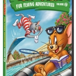 DVD Review: Tom and Jerry Fur Flying Adventures Volume 2