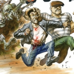 Comic Review: Criminal Macabre/The Goon: When Freaks Collide