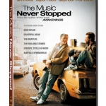 Contest: Win The Music Never Stopped on DVD!