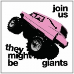 Geek Music Review: 'Join Us' by They Might Be Giants