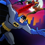 DVD Review: Batman: The Brave and the Bold Season 2 Part 1