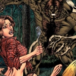 Comic Review: The Monster Hunters' Survival Guide Case Files: Sasquatch