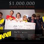 "Na'Vi Wins ""The International"" at Gamescom"