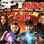 Soundtrack Review: Spy Kids: All the Time in the World in 4D