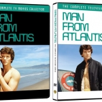 Man From Atlantis Surfaces on DVD