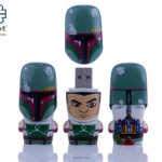 Contest: Win a Boba Fett MimoBot 4GB Device and $25 in Music!
