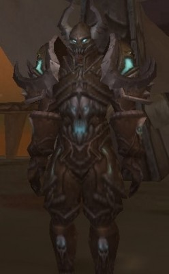 Valorous Darkruned Battlegear/Plate & World of Warcraft: Transmogrification: Top 5 Death Knight Armor Sets ...