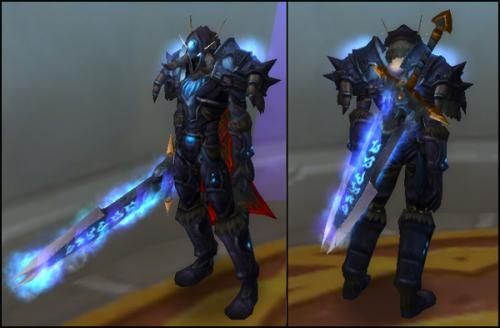 Will not death knight armor penetration or defense