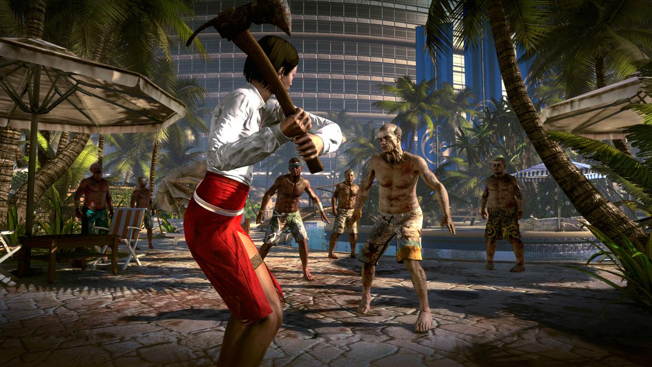 Zombie Games For Xbox 360 : Game review dead island xbox version fandomania