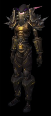 World of Warcraft: Transmogrification: Top 5 Warrior Tier ...