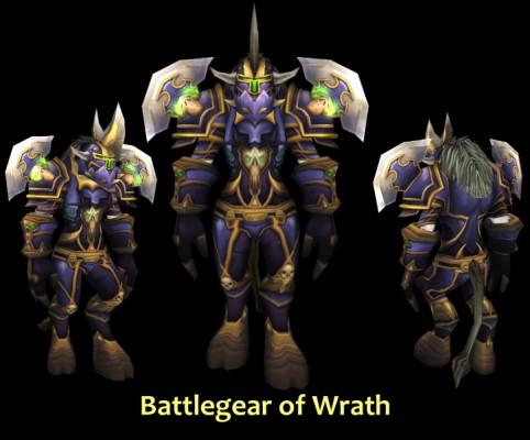 World of Warcraft: Transmogrification: Top 5 Warrior Tier Sets ...