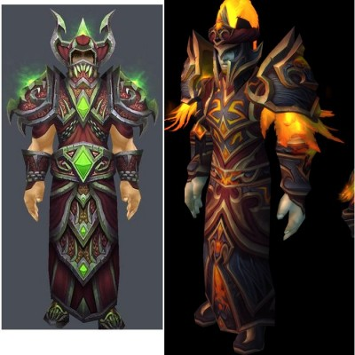 how to get trial of valor transmog sets