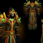 World of Warcraft: Transmogrification: Top 5 Warlock Tier Sets