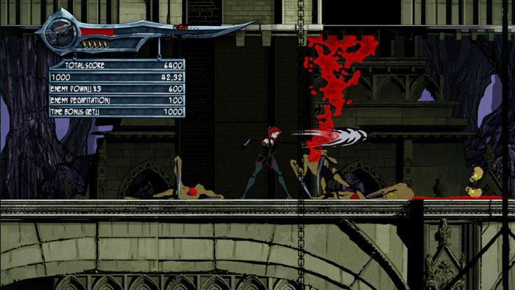 Bloodrayne Betrayal Xbla Review Fandomania