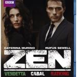 Zen: Vendetta, Cabal, Ratking Blu-ray Review