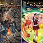 Grimm Fairy Tales Presents the Library #1 and #2 Comic Review