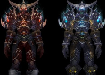 World Of Warcraft Transmogrification Top 5 Hunter Tier Sets