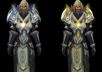 Create level warcraft transmog staff