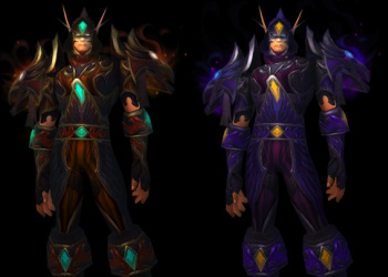 World Of Warcraft Transmogrification Top 5 Rogue Tier Sets