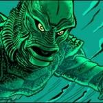 Fan Art Friday: Universal Monsters