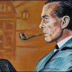 Fan Art Friday: Sherlock Holmes