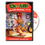 Tom and Jerry: Fur Flying Adventures Volume 3 DVD Review