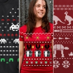Fandomestic: 5 Geeky Holiday Sweater Tees