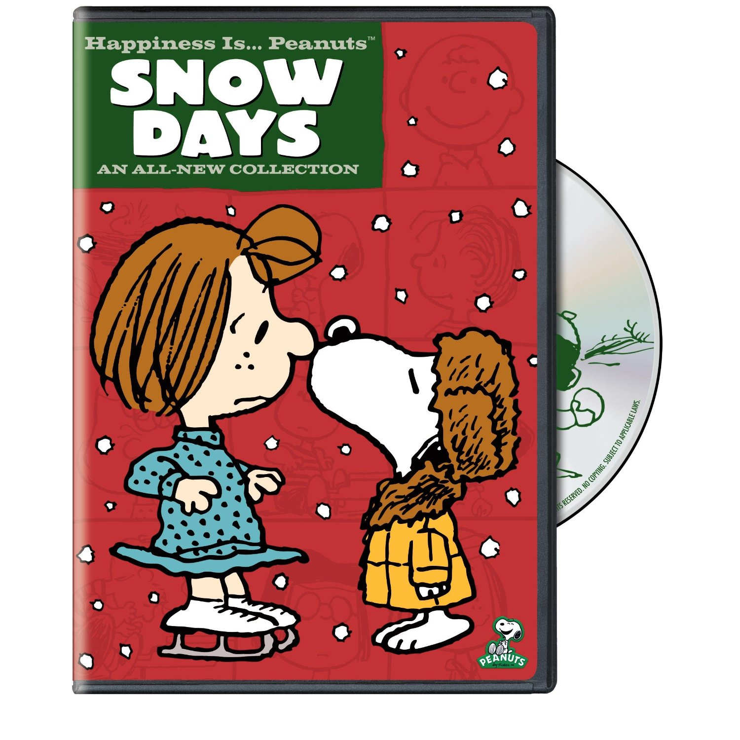Happiness Is… Peanuts: Snow Days DVD Review